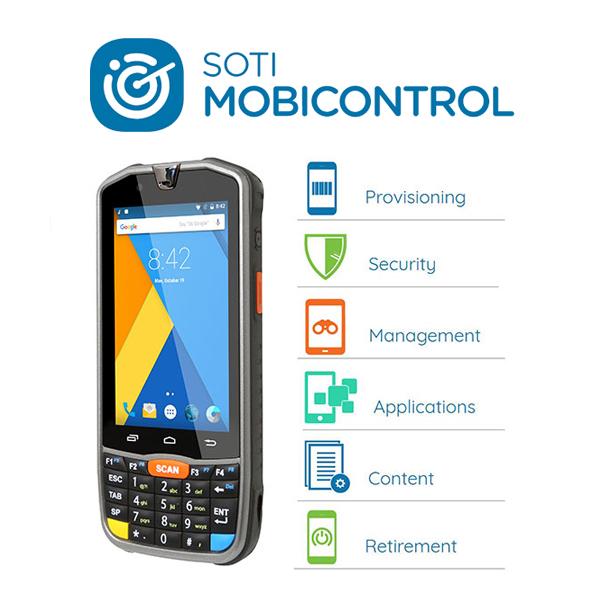 SOTI Mobi Control